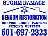 Benson Restoration