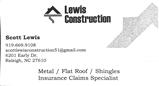 Lewis Construction