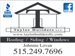 Taylor Builders LLC