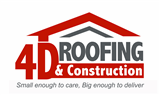 4D Roofing & Construction