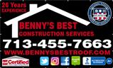 Bennys Construction Services