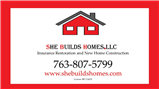 She Builds Homes, LLC