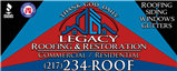 Legacy Roofing & Resatoration