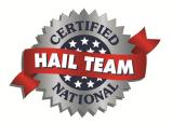 Certified Natio0nal Hail Team