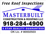 Masterbuilt Construction & Roofing