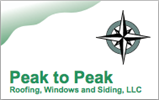 Peak to Peak Roofing Windows and Siding LLC